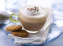 cappuccino Royaltyfria Foton