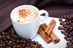Cappuccino Royalty Free Stock Image