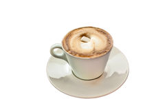 Cappuccino Royalty Free Stock Photography