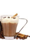 Cappuccino Photographie stock libre de droits