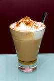 Cappuccino Fotografie Stock Libere da Diritti