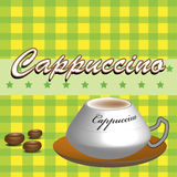 Cappuccino libre illustration