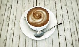 Cappuccino Stock Image