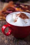 Cappuccino Royaltyfri Bild