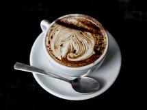 Cappuccino Obraz Stock