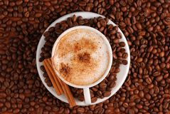 Cappuccino Photos stock