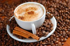 Free Cappuccino Royalty Free Stock Photo - 2775915