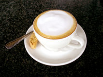 Free Cappuccino Stock Image - 3382771