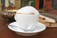 cappuccino, zdjęcia stock