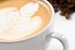 cappuccino image stock