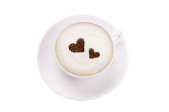 cappuccino Photographie stock