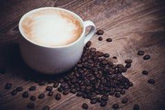 cappuccino Imagenes de archivo