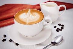 cappuccino Immagini Stock