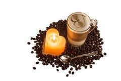 cappuccino Obrazy Stock