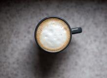 cappuccino Foto de Stock Royalty Free