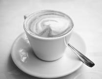 cappuccino royaltyfria bilder