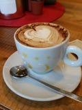 cappuccino Στοκ Εικόνα