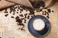 cappuccino Lizenzfreies Stockbild