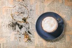 cappuccino Stockfotos