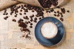 cappuccino Stockbilder