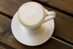 Cappuccino Imagen de archivo