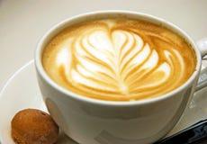 cappuccino Stock Afbeeldingen