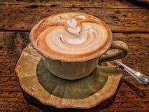 cappuccino Στοκ Φωτογραφία