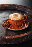 Cappuccino Coffee Royalty Free Stock Photo