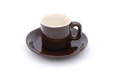 cappuccino cup Стоковые Фотографии RF