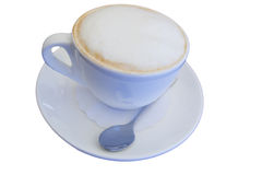 Cappuccino cup Royalty Free Stock Photo