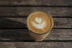 Cappuccino delicioso Imagem de Stock Royalty Free