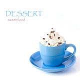 Dessert. Royalty Free Stock Images