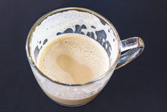 Cappuccino-Kaffee Lizenzfreies Stockbild