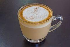 Cappuccino-Kaffee Stockbilder