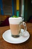 Cappuccino kawa Obraz Royalty Free
