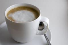 Cappuccino's Stock Afbeelding
