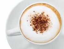 Cappuccino's Royalty-vrije Stock Afbeelding