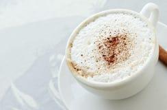 Cappuccino's Royalty-vrije Stock Afbeeldingen