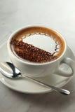 Cappuccino's royalty-vrije stock fotografie