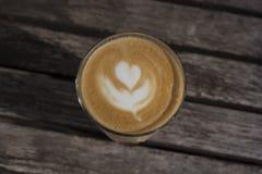 Cappuccino squisito Fotografie Stock Libere da Diritti
