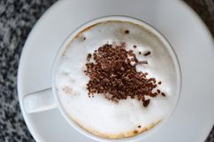 Cappuccino Royalty Free Stock Photos