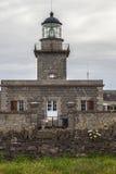 Cappuccio de Carteret Lighthouse Immagine Stock