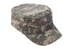 Cappuccio dell'esercito americano Fotografia Stock Libera da Diritti