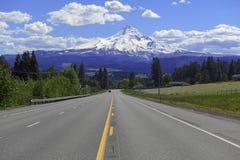 Cappuccio Oregon del supporto Fotografia Stock