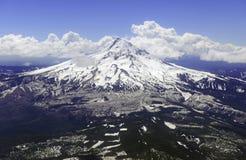 Cappuccio Oregon del supporto Fotografie Stock Libere da Diritti