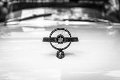 Cappuccio ormanent dell'automobile 100% Ford Mercury Turnpike Cruiser, 1957 Fotografie Stock