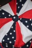 Cappuccio patriottico degli strilloni immagine stock libera da diritti