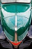Cappuccio verde Immagine Stock Libera da Diritti