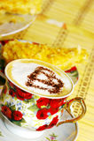 Cappuchino Stock Photo