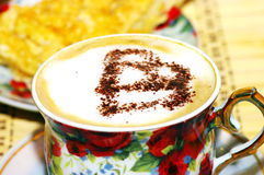 Cappuchino Royalty Free Stock Photos